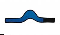 Воротник-стойка рентгенозащитный KRAS (7х55 см)