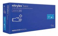 Перчатки нитриловые Mercator Medical Nitrylex Classic (50 пар)