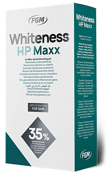 Набор для отбеливания FGM Whiteness HP Maxx