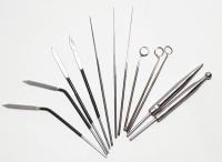 Набор насадок для диатермокоагулятора Khors косметология (12 шт)