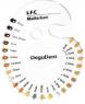 Краситель для керамики Degu Dent Duceram LFC (Taiga, 4 гр)