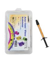 Цветной композит для реставрации Mediclus Any-Com Flow Kit Rainbow шпр. 2 гр
