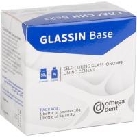 Подкладочный цемент Omega-Dent Glassin Base (Глассин Бейз)