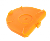 Пластина монтажная для артикулятора OEM (пластик)