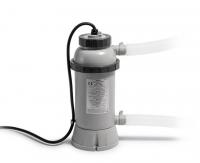 Проточный нагреватель воды для бассейна Intex 28684 (до 17 куб.м.)
