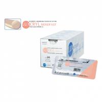 Шовный материал Кетгут Luxsutures A.G. Luxcryl Monofast 12 шт.