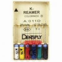 К-Римеры Dentsply K-Reamers Colorinox (копия) (25 мм)