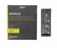 Лента для шинирования Angelus Interlig с пропиткой (1 полоска)