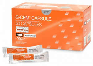 Фиксирующий цемент GC G-Cem Capsule