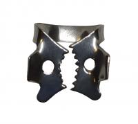 Кламмера для нижних правых (верхних левых моляров) моляров Dental Product Stainless (12А)
