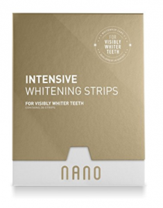 Отбеливающие полоски WhiteWash Nano Intensive Whitening Strips (NWS-01)