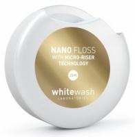 Зубная нить-флосс WHITE WASH NANO расширяющийся Nano With Micro-Riser Floss (NF-02) 25 м