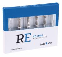Никель-титановые файлы Poldent Endostar RE Re Endo Rotary System