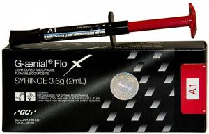 Микрогибридный композит GC G-AENIAL Flo X (3.6 г)