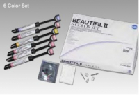 Композит Shofu BEAUTIFIL 6 Color Set Набор 6х4,5 гр