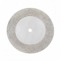Алмазный диск Microdont 22/16 мм (односторонний, мелкая абразивность) ref.40.608.001