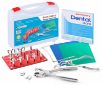Набор для кофердаму Sanctuary Dental Dam Kit