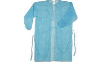 Одноразовый халат на завязках