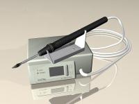 Электрошпатель цифровой Khors Digital М (модернизированный, нагреватель 2.5мм + 6шт насадки)