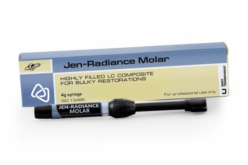 Композит для жевательной группы зубов Jendental Jen-Radiance Molar