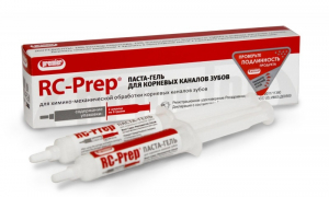 Паста-гель для корневых каналов зубов Premier RC-PREP