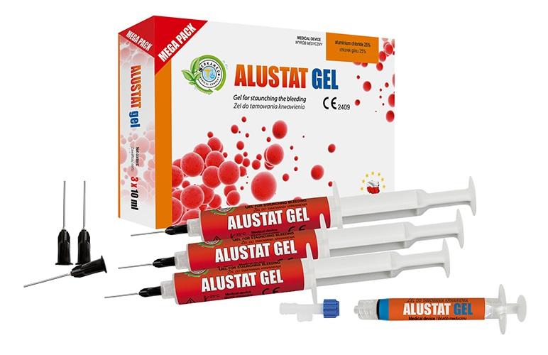 Гемостатический гель Cerkamed Alustat GEL 25%