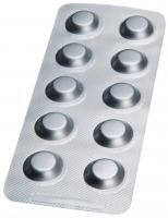 Таблетки для измерения меди AquaDoctor Set Copper No.1/No.2 (10 шт.)