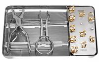 Раббердам набор в стерилизаторе ASIM DE-1143