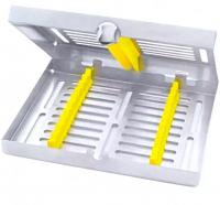 Кассета-лоток для стерилизации ASIM DE-1801 (182х145х35 мм)