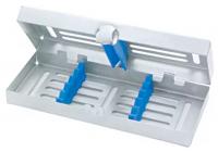 Кассета-лоток для стерилизации ASIM DE-1802 (182х75х35 мм)