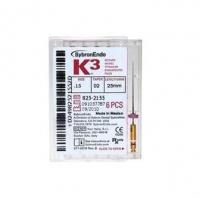 Файлы K3 File SybronEndo (06.30 мм) 6 шт.