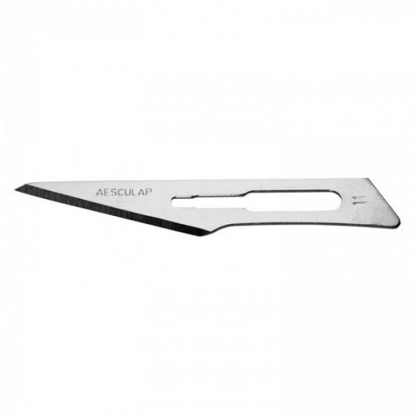 Лезвие для скальпеля Falcon BK.500.110 Fig.11 (100 шт)