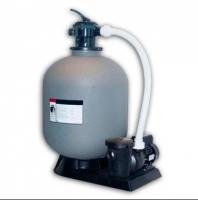 Песочная фильтровальная установка для бассейна BC2042 Bridge (Насос фильтр для bestway intex 16 м3/ч, BC2543, A=1130mm B=600mm)