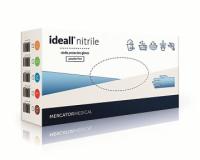 Нитриловые перчатки Mercator Medical Ideal nitrile