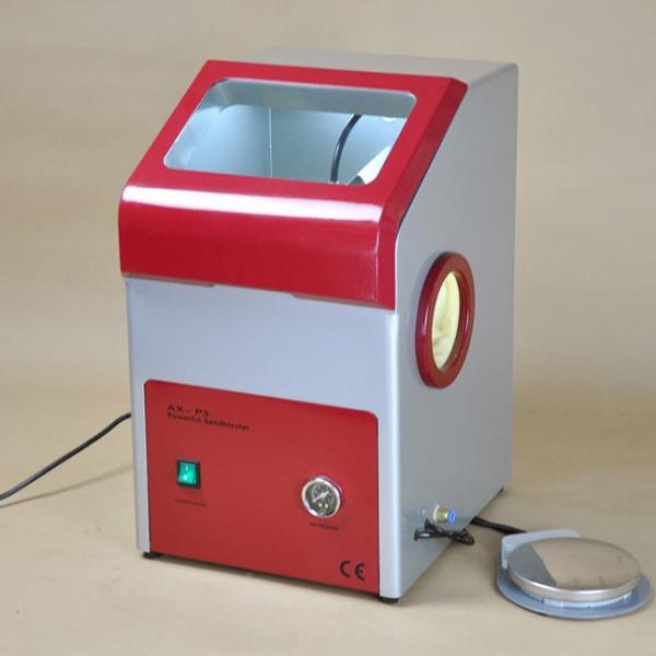 Пескоструйный аппарат зуботехнический AX-P3