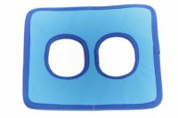 Пластина рентгенозащитная тазобедренная ОНИКО (детская) Pb=0,5