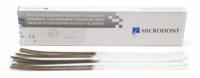 Штрипсы полиэстеровые Microdont 4 мм (средние/мелкие, 150 шт) (ref.10.302.005)