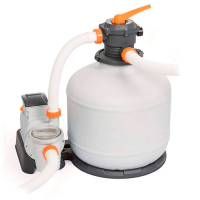 Песочная фильтрационная установка для бассейна Bestway Intex 58486 FlowClear (9,8 м3/ч)