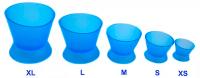 Силиконовая чашка для замешивания акрила OEM