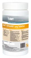 Медленно растворимые таблетки BWT BENAMIN Lang (для долгосрочной дезинфекции воды с хлором)
