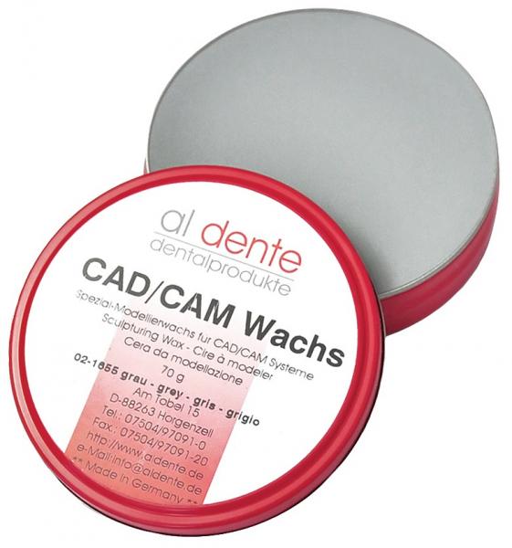 Воск моделировочный Al Dente CAD/CAM (70 г)