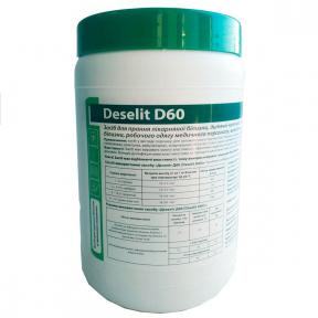 Средство для стирки Бланидас Дезелит Д60 (Deselit D60)