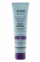 Эссенция для сухих волос AOMI Green Tea Extract Aqua Essence (150 ml) (8809631870646)