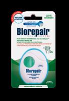 Зубная нить–флосс Biorepair Ежедневный уход с гидроксиапатитом (50 мл)