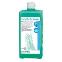 Антисептик для кожи рук B.Braun Medical AG Soft-Man ISO (1 л)