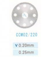 Диск алмазный односторонний Kangda CCM02 (22 мм)