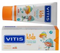 Паста-гель DENTAID VITIS KIDS (для детей, 50 мл)