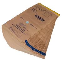 Пакеты бумажные для стерилизации самогерметизирующиеся (крафт-бумага, №100)