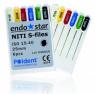 Файлы Poldent Endostar NiTi S-Files (25 мм)