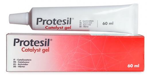 Универсальный катализатор Vannini Dental PROTESIL Catalyst Gel (60 мл)